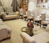 Furniture fabric sofa cleaning services Ajman 0551275545