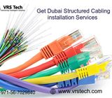 organized cabling framework and administrations in Dubai-Vrstech
