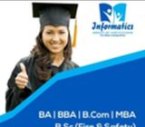 Admission open for MBA BBA BA B.com call 0505840970