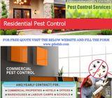 PEST CONTROL IN DUBAI @ AED 99