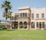 Amazing Spacious  Villa, Community View ,Palm Jumeirah