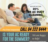 Professional AC Duct Cleaning