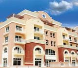 12  cheques   Large Studio Apt    Emirates Gdn