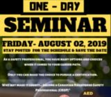 Canadian Registered Safety Professional (CRSP) ® certification - ONE DAY SEMINAR! You're invited to