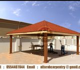 Garden Gazebo Abu Dhabi | Gazebo Suppliers Dubai | Wooden Gazebo UAE