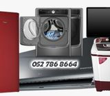 Gas cooker and washing machine repair Dubai