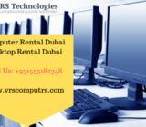Computer Rental Dubai | Desktop Rental Dubai