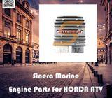 Spare Parts for HONDA ATV Engines