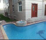 ***** EXCLUSIVE OFFER - Luxury 6Bhk Duplex villa available in Al Azra Area ****