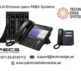 Best Panasonic PABX system Installation Dubai - Techno Edge Systems