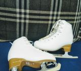 Ice skating shoes EDEA for 4 - 6 year