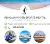 Jetskis and Jetboat and fishing trip rental
