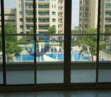 Swimming Pool view 2 bedroom + study in cheapest price