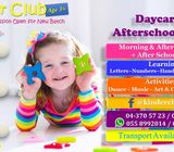 """Day Care"" & Afer School Batch in Dubai UAE"