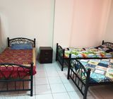 sanitized Bed Space for Executive Bachelor in International City