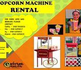 POPCORN MACHINE RENTAL   FUN FOOD MACHINE RENTAL