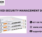 Unified Security Management (USM) Solutions Dubai - VRS Tech