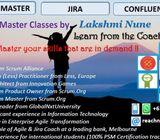 agile scrummaster jira confluence in depth training