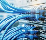 IT Cabling in Dubai - Best cabling installation