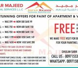 Lowest price painting Services for Residential & Commercial