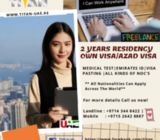 Freelance Visa and Work Permit 2 years residency | Live and Work in the DUBAI UAE
