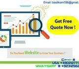 Web design and development service provider