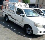1TON pickup for rent in dubai 0505453120