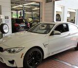 2015 BMW M4 Coupe whatsapp +971 52 621 9431