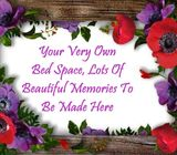 Your Very Own Bed Space, Lots Of Beautiful Memories To Be Made Here