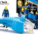 Structured Cabling Installation Dubai | Network cabling UAE