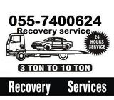 recovery service dubai 24 hours