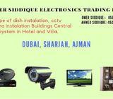 Satellite Dish Installation Services 05224601