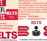 Acquire IELTS,TOEFL for your Immigration, PR purposes
