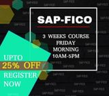 Sap Training with Implementation &End user