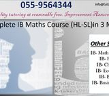 Certified & Qualified Tutor For Math's (15+ Yrs exp) 0559564344