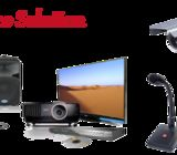 Audio & Video & video wall Solution