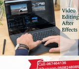 Video editing After Effects In AUSTIN