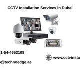 CCTV Installation Services in Dubai