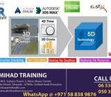 #BIM #Revit, #3D, #4D, #5D, Synchro Pro, #Cost Estimation and #Quantity Survey training