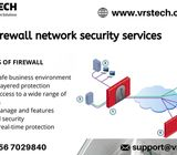 Firewall Network Security Services | Top Firewall Solutions in Dubai