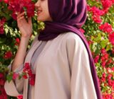 Buy The Crepe Abaya Designs For Summer