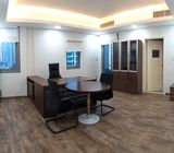Private Office with Modern Furniture and Round the Clock Services