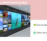 Video Wall Lease Services in Dubai UAE