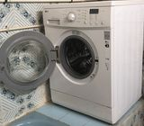LG Inverter Direct drive 7kg washing machine