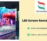 LCD Screen Rental at VRS Technologies LLC