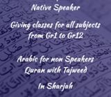 Female - Arabic For Non Speakers + Quran with Tajweed