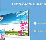 Renting Video Walls anywhere in Dubai