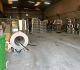 Warehouse for Lease In DIP2 @ 1.1 M