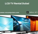 LCD TV Lease Services for Trade Shows in Dubai