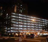 Running  car parking business in Dubai